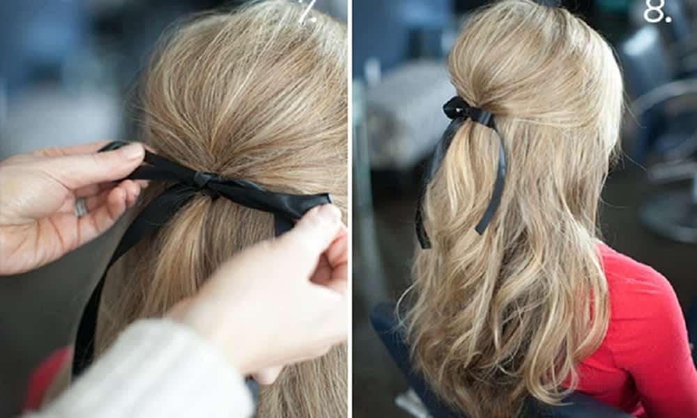 8 penteados para fazer em 5 minutos