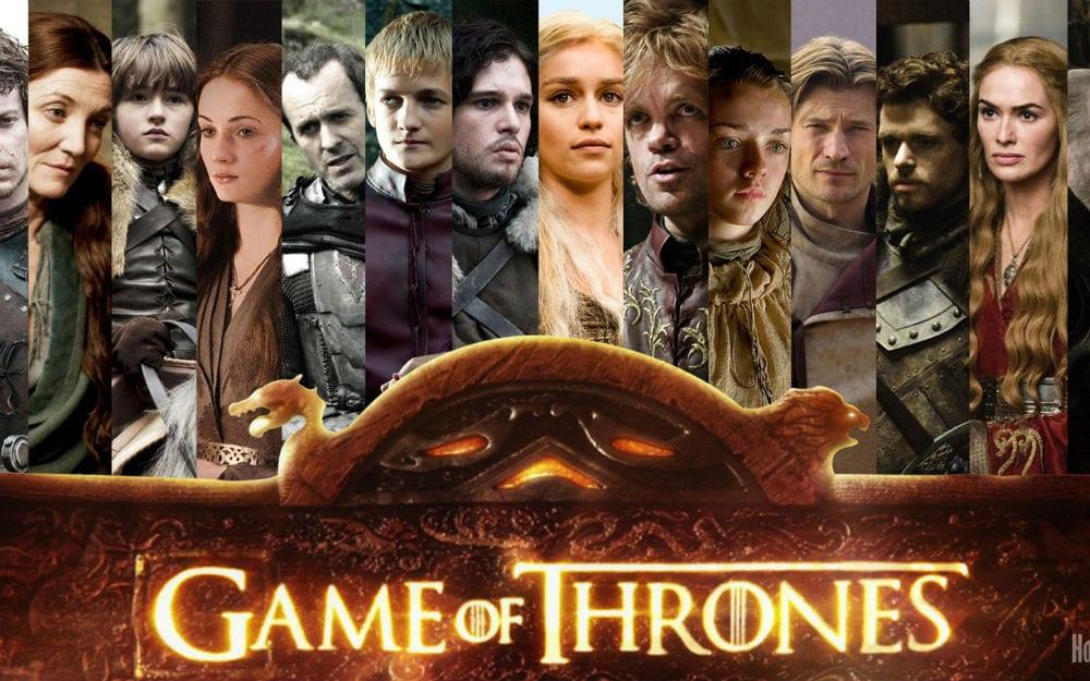 12 coisas sobre a série Game of Thrones que você não sabia