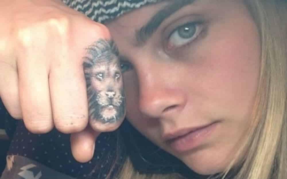 11 modelos tatuadas para inspirar você