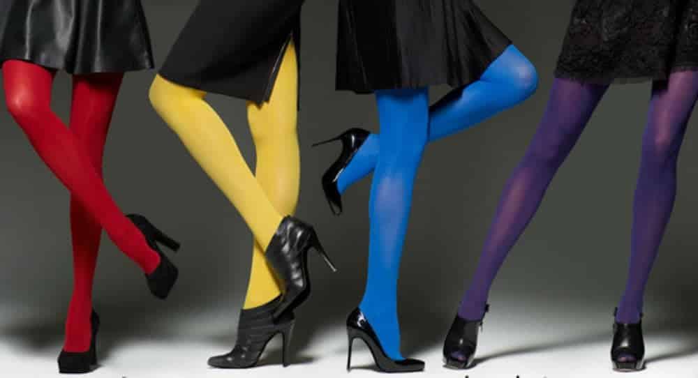 5 dicas para usar meia-calça colorida nesse inverno