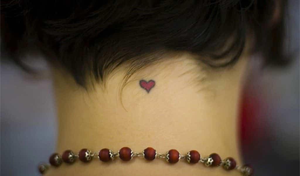 40 pequenas tattoos para quem gosta de delicadeza