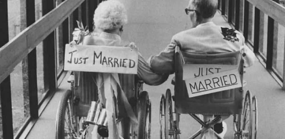 13 provas de que o amor não tem idade para acontecer