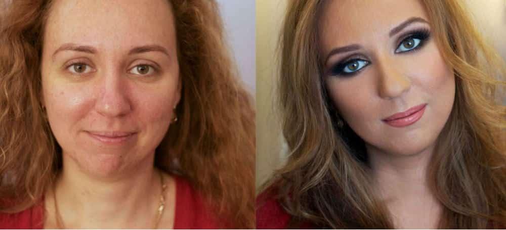 18 mulheres radicalmente transformadas pela maquiagem