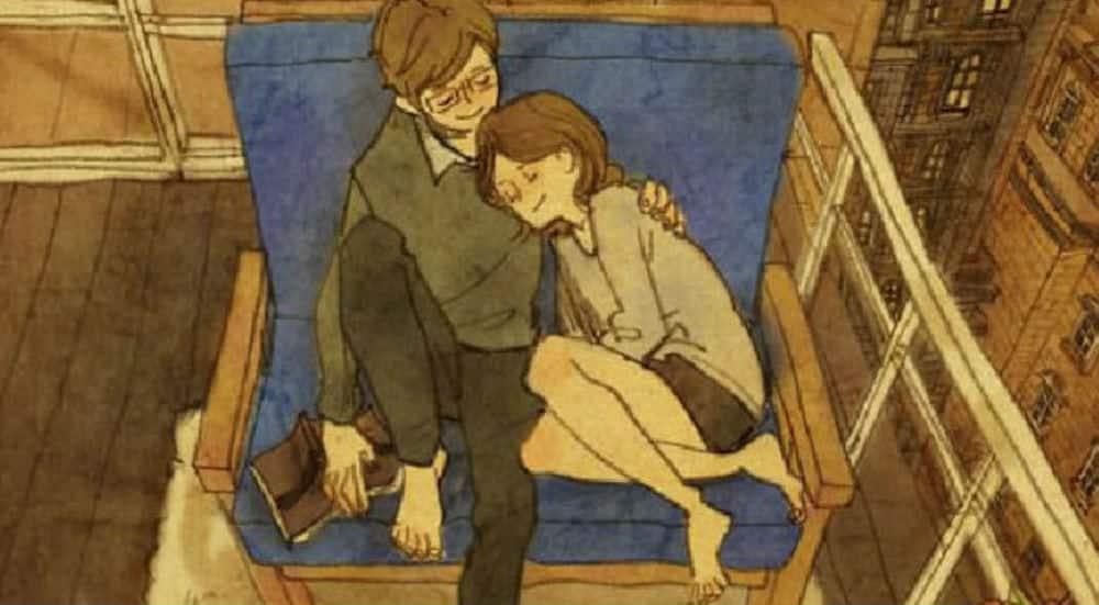 37 provas de que o amor está nas pequenas coisas