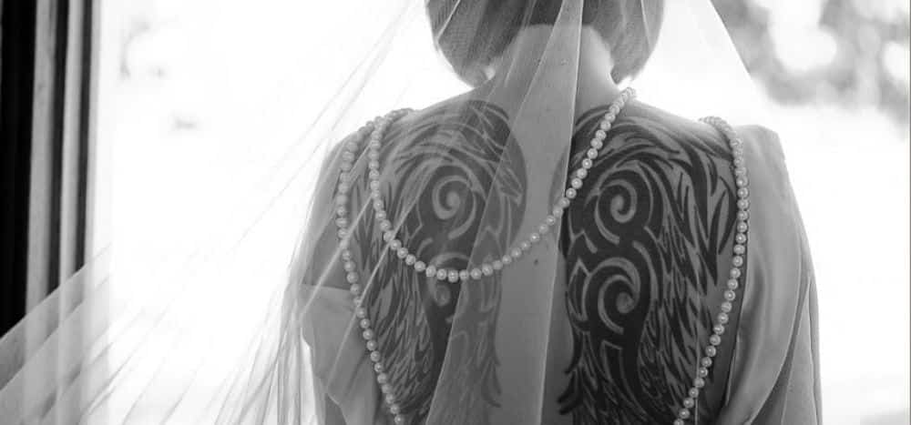 25 noivas tatuadas sem medo do preconceito