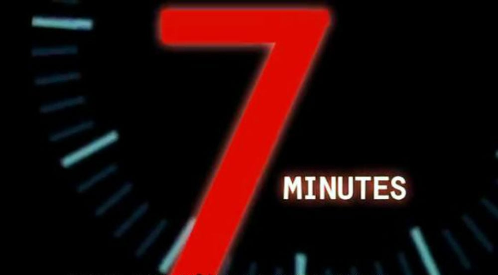 Treino de 7 minutos promete resultados milagrosos