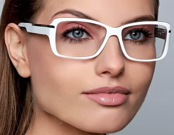 da0c4c8c1992c Então, da próxima vez que for combinar maquiagem com óculos de grau,  lembre-se de marcar o côncavo, ...