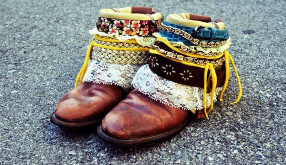 6 inspirações para criar botas customizadas