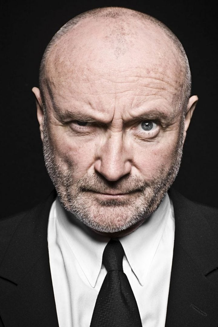 PHIL COLLINS, BEAU-RIVAGE HOTEL, GENEVA, SWITZERLAND, 19/04/10