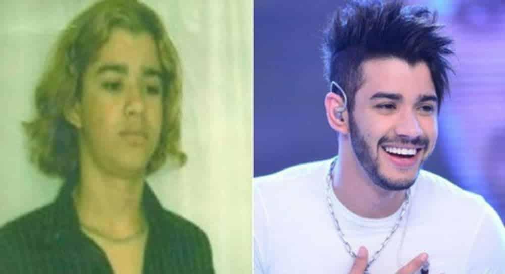 Antes e depois chocantes de 15 cantores sertanejos