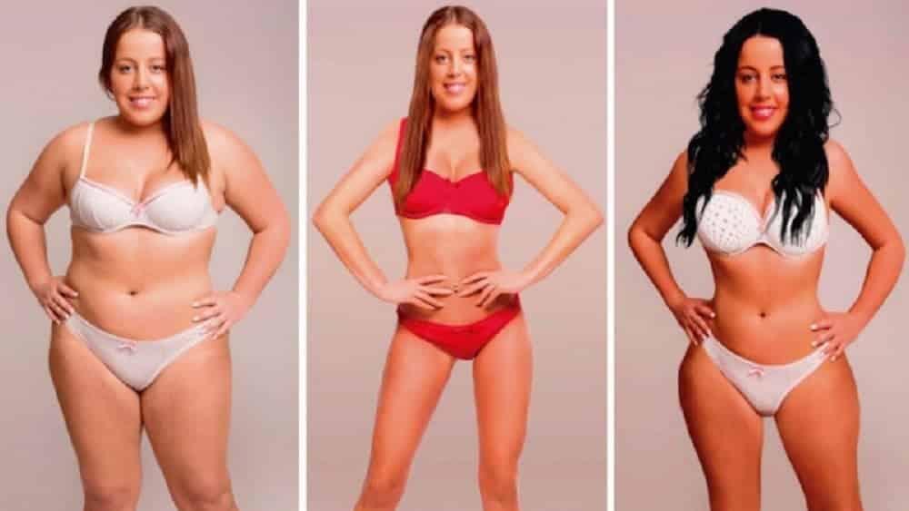 Como é o corpo perfeito em cada país?