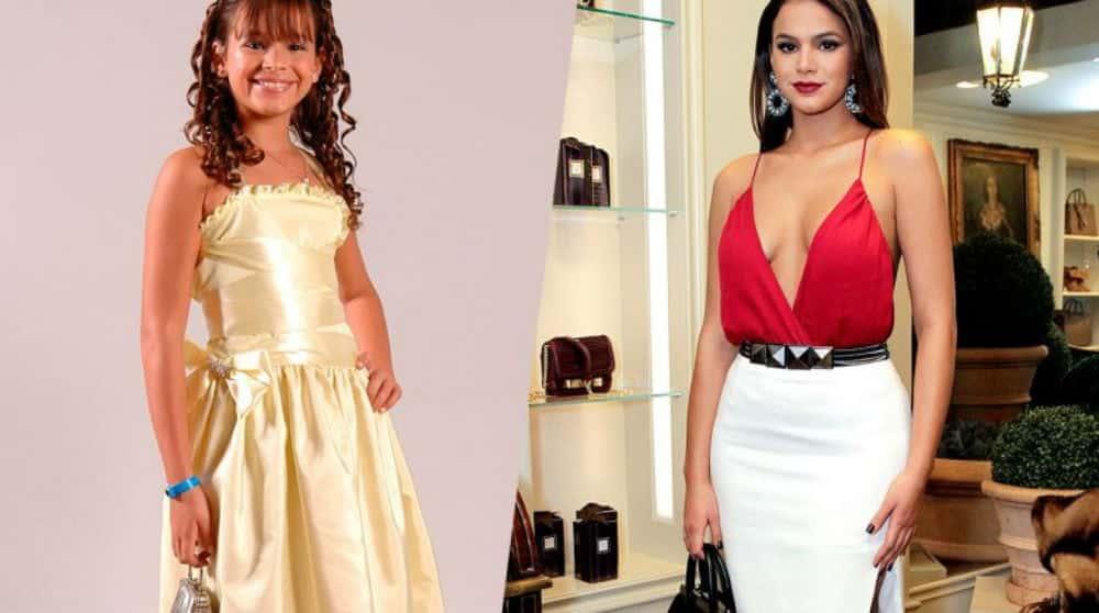 Bruna Marquezine completa 20 anos. Veja sua transformação