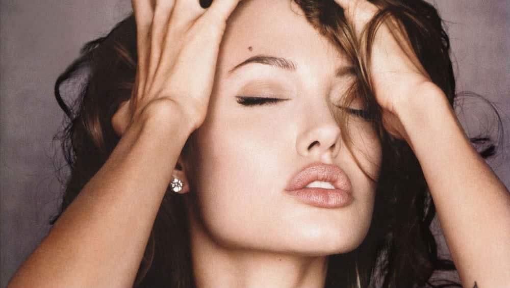 10 fotos de Angelina Jolie NUNCA antes divulgadas