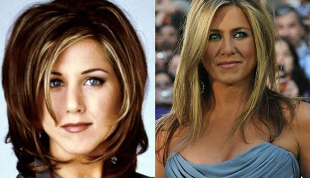 21 famosos que envelheceram lindamente