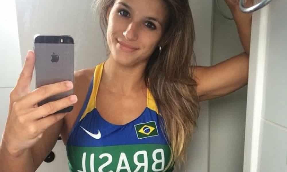 A selfie de Jade Barbosa que quase quebrou o Instagram