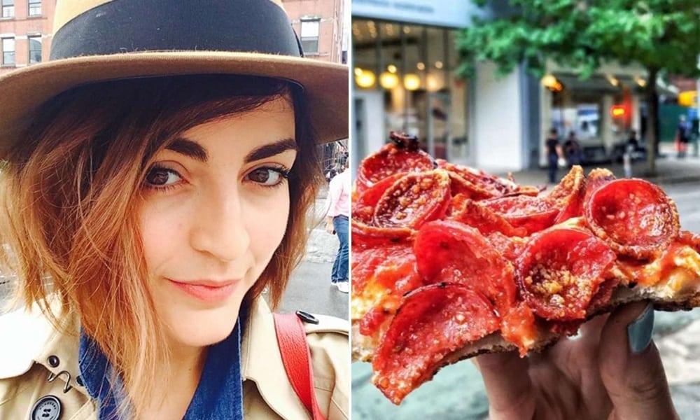 Ela passou 7 dias comendo só pizza. Veja o que aconteceu