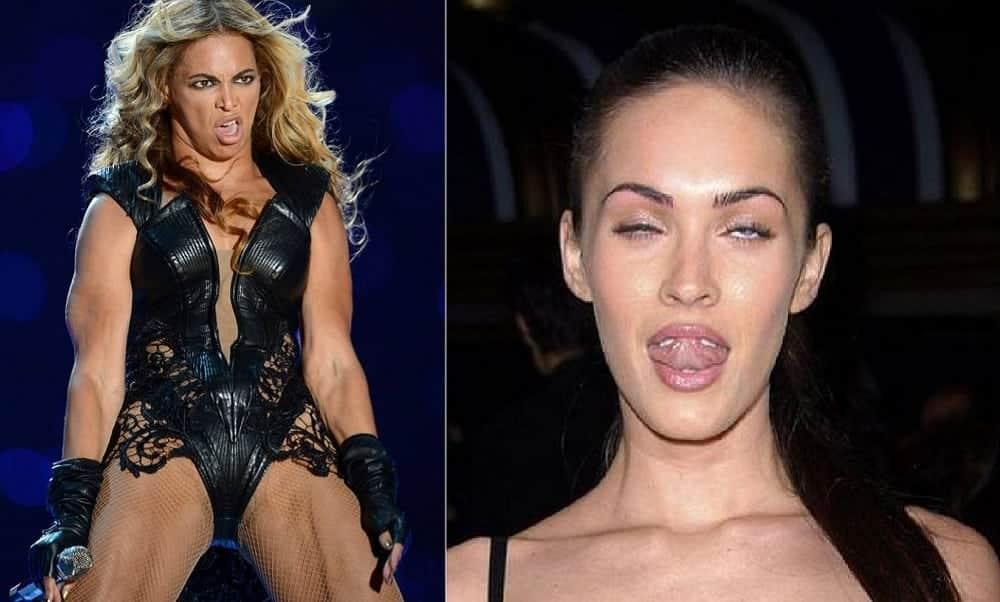16 piores fotos de celebridades de todos os tempos