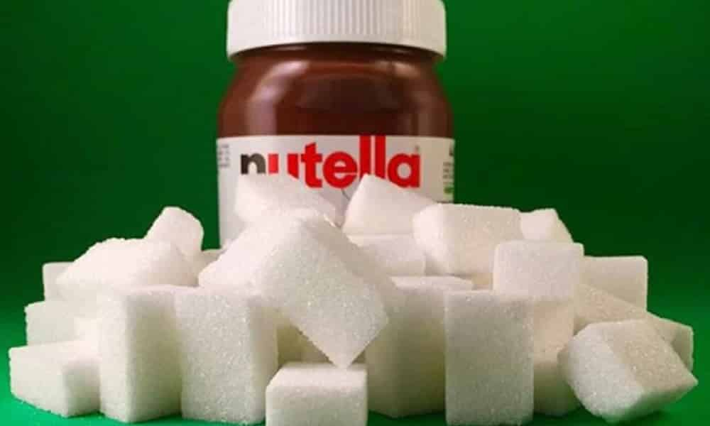 Quantidade de açúcar nos alimentos vai impressionar você