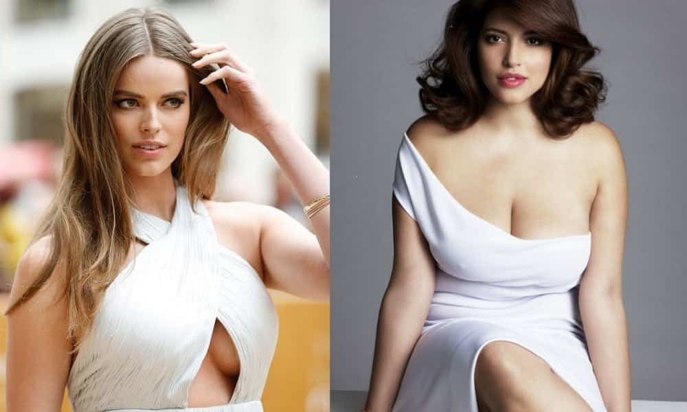 10 modelos Plus Size mais belas do mundo
