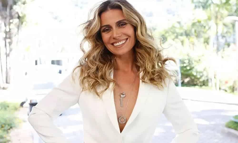 Giovanna Antonelli sem maquiagem gera polêmica na net