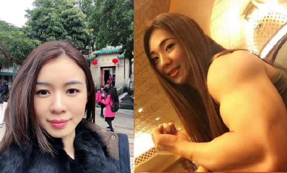 Sul-coreana tem rosto de anjo, mas seu corpo assusta seguidores na web