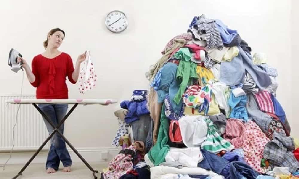 5 formas incríveis de passar roupa sem usar ferro