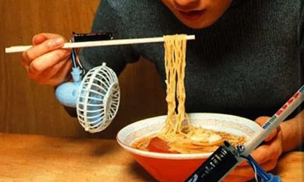 14 invenções japonesas tão bizarras que vão chocar você