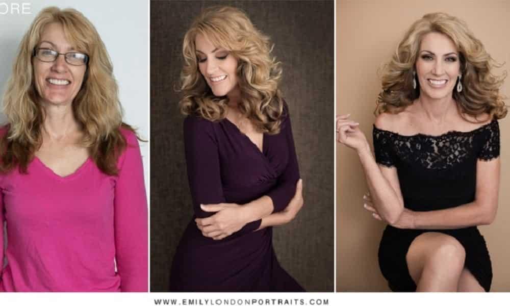 Beleza feminina: veja a transformação de mulheres comuns em divas