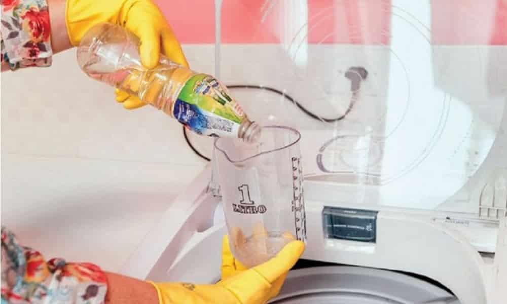 9 vantagens de lavar roupas com vinagre como você nunca viu