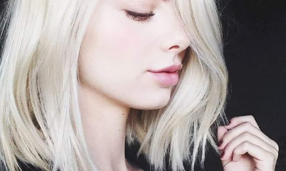 Como clarear os cabelos sem usar tintura