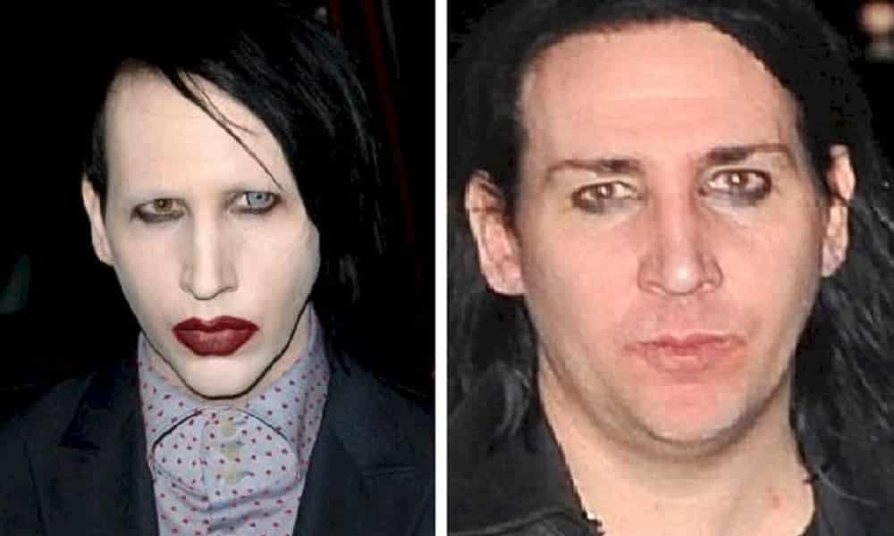 5 famosos irreconhecíveis sem maquiagem