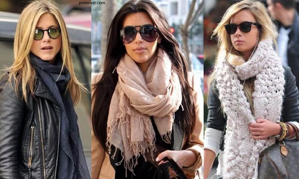 25 formas de amarrar o cachecol e arrasar nesse inverno