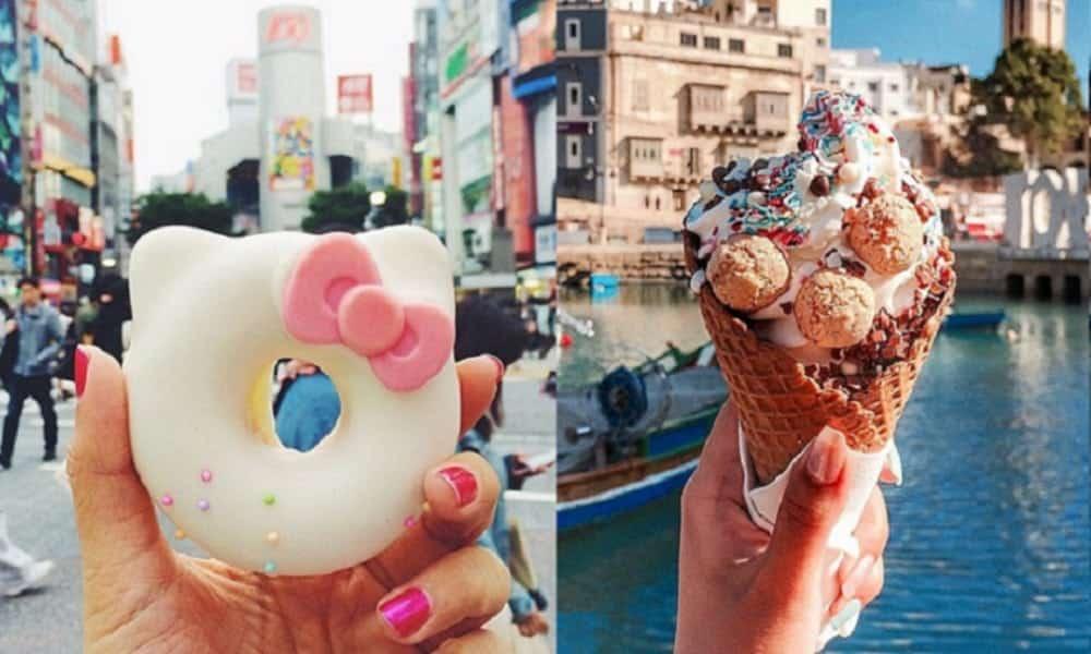 15 comidas de rua mais apetitosas e bonitas do mundo