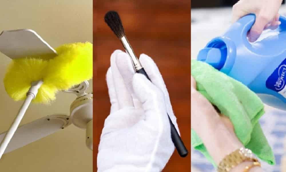 17 dicas eficientes para se livrar da poeira de vez