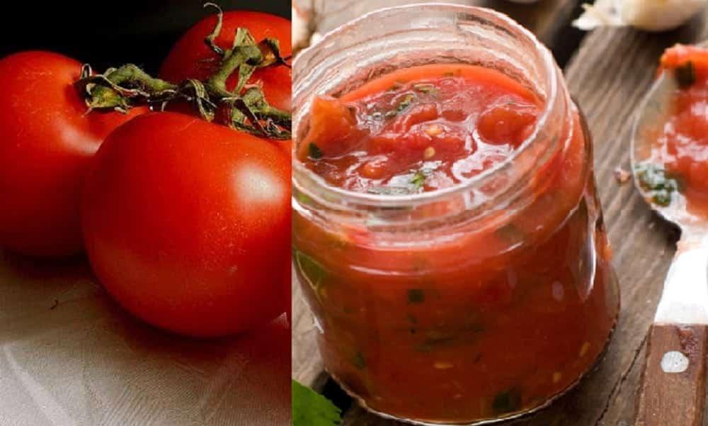 Aprenda a fazer extrato de tomate caseiro