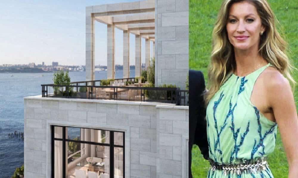 Conheça o novo apartamento de Gisele Bündchen, em NY