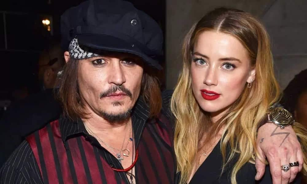 Vaza vídeo de Johnny Depp agredindo a esposa