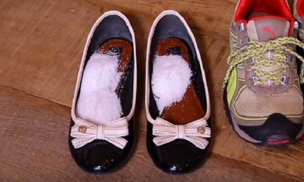 Como acabar com o chulé na sapatilha