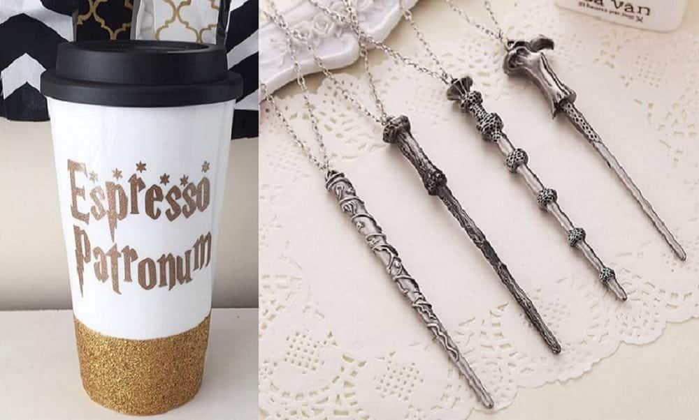 18 sugestões de presentes inspirados na saga Harry Potter
