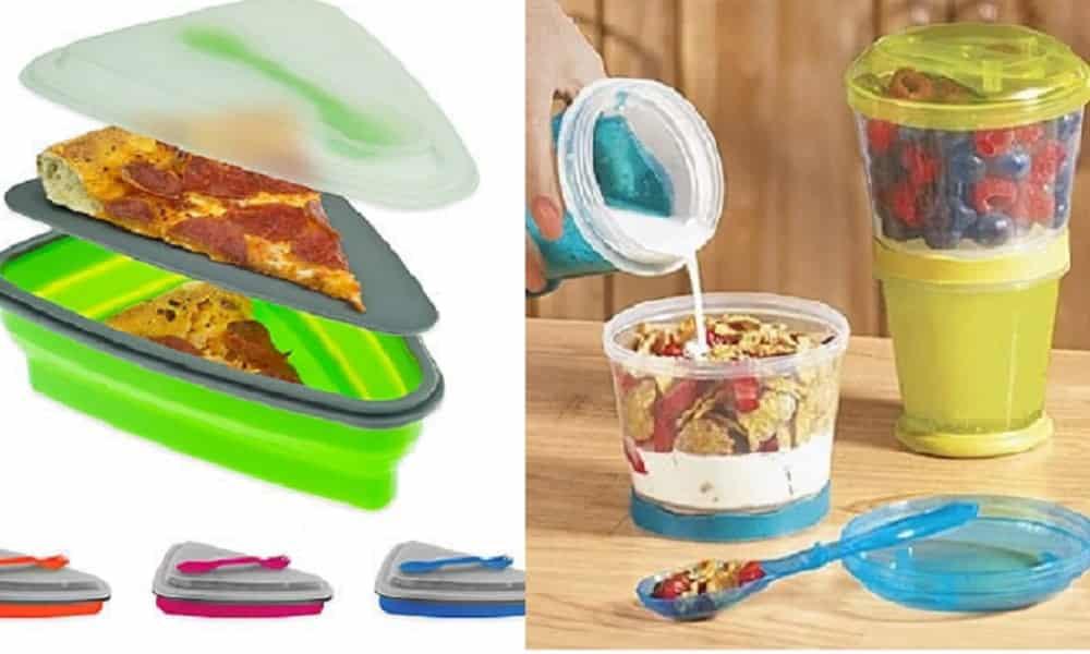 15 produtos perfeitos para levar almoço para o trabalho