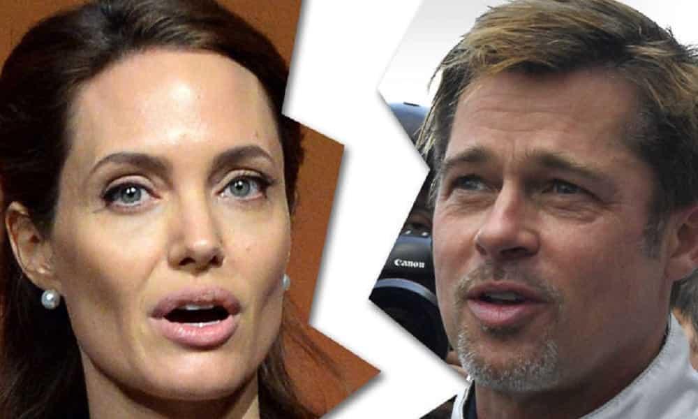 Angelina Jolie e Brad Pitt se separam após 12 anos de relacionamento