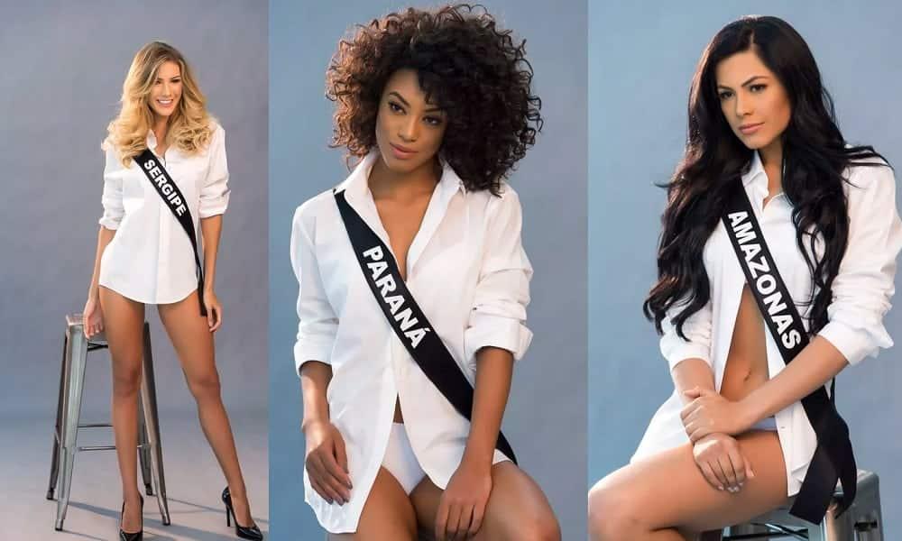 Conheça as candidatas ao Miss Brasil 2016