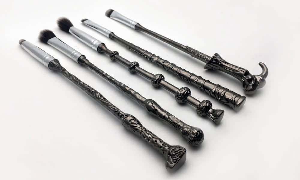 Veja os pincéis inspirados nas varinhas mágicas de Harry Potter