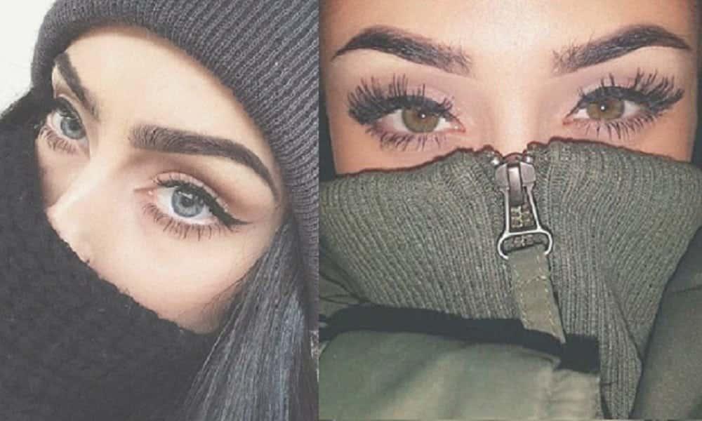 16 inspirações de sobrancelhas fleek que estão bombando no Instagram