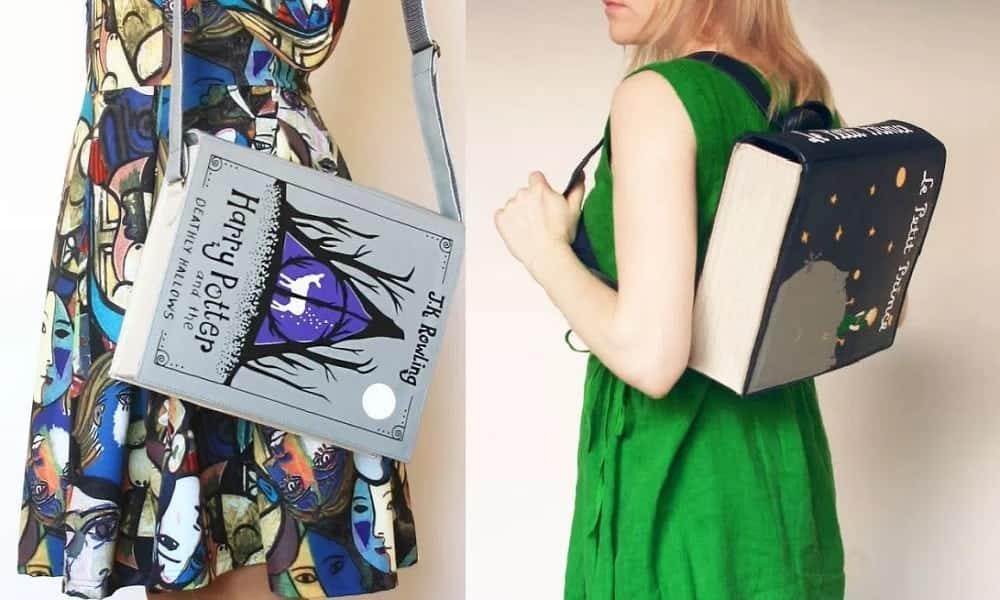 38 bolsas de livros que vão conquistar quem gosta de ler