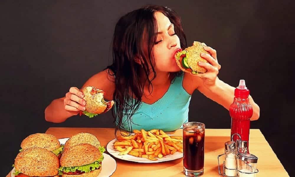 É possível engordar em uma semana apenas?