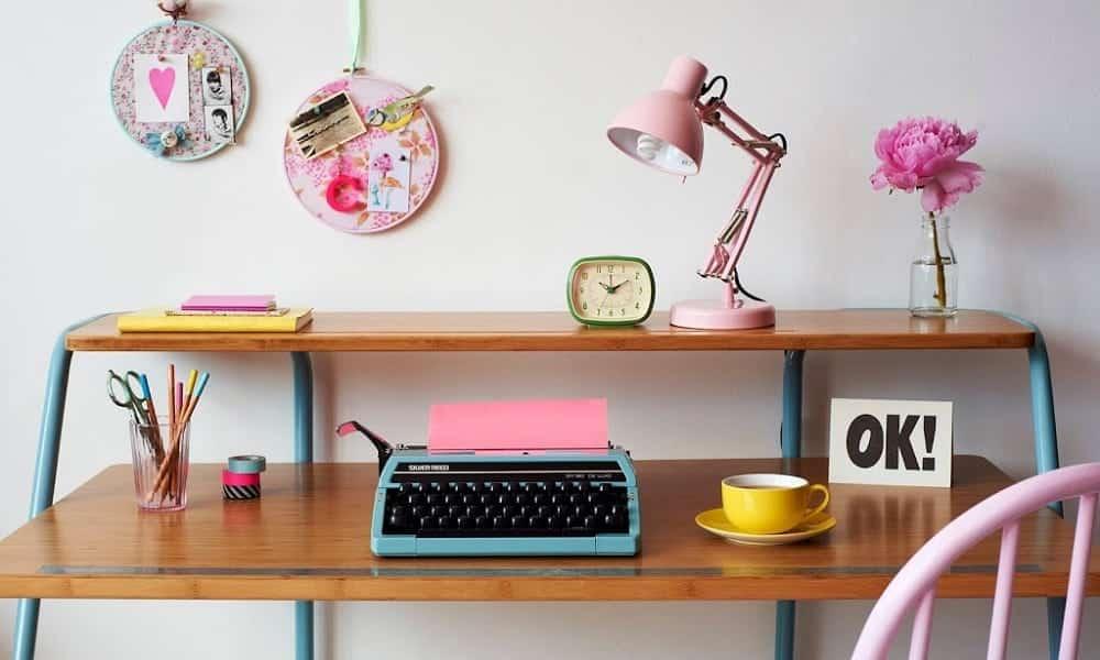 18 formas criativas de deixar o ambiente de trabalho organizado