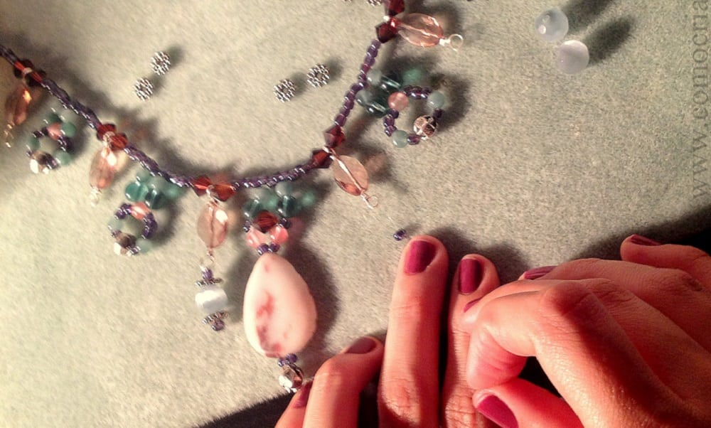 18 dicas para fazer bijuterias em casa e arrasar no look