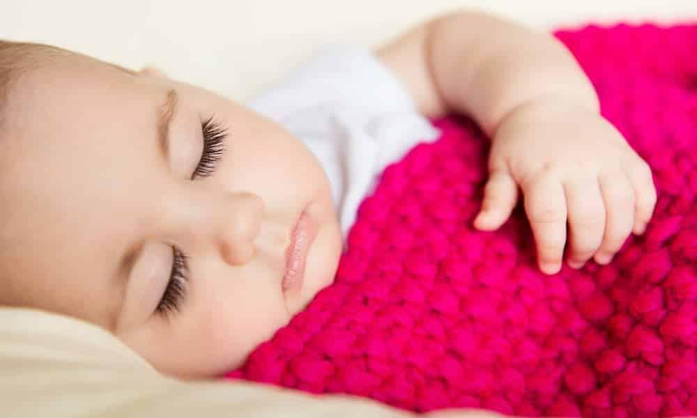 Como fazer seu bebê dormir em menos de 1 minuto