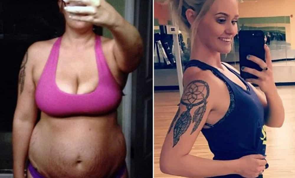 60 quilos a menos: conheça as 6 regras que a fizeram perder peso